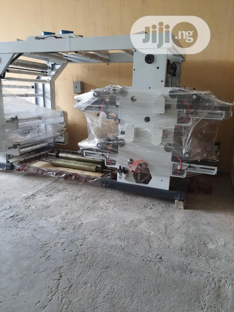 Flexo Nylon Printing Machine   Manufacturing Equipment for sale in Amuwo-Odofin, Lagos State, Nigeria