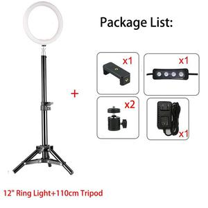 12inch Dimmable LED Studio Camera Ring Light | Accessories & Supplies for Electronics for sale in Lagos State, Lekki