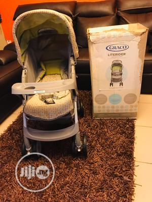 Neatly Used GRACO Baby Stroller In Pristine Condition | Prams & Strollers for sale in Lagos State, Ikeja