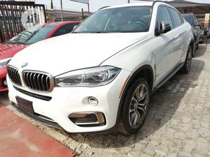 BMW X6 2018 White   Cars for sale in Lagos State, Ajah