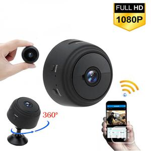 A9 Full HD 1080P Wifi IP Camera Battery Powered   Security & Surveillance for sale in Lagos State, Ikeja