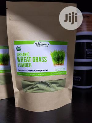 Organic Wheat Grass Powder - 100grams   Vitamins & Supplements for sale in Lagos State, Yaba