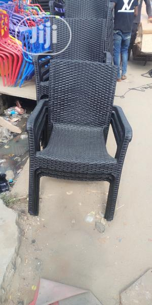 Restaurant and Bar Basket Plastic Chairs | Furniture for sale in Lagos State, Lagos Island (Eko)