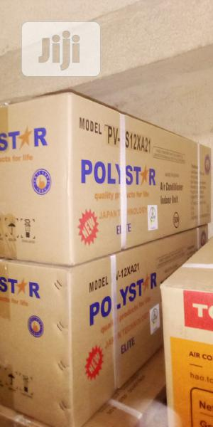 Polystar AC 1hp Split Unit   Accessories & Supplies for Electronics for sale in Lagos State, Ojo