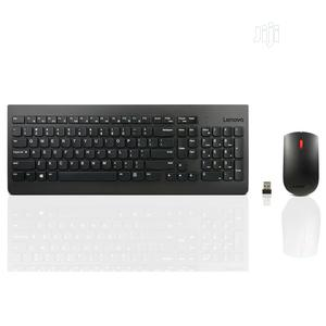 Lenovo Essential Wireless Keyboard and Mouse Combo Original | Computer Accessories  for sale in Lagos State, Ikoyi