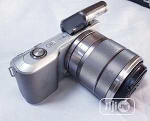 Sony NEX-3 Mirrorless Camera With 18-55mm Lens   Photo & Video Cameras for sale in Lagos State, Ikeja