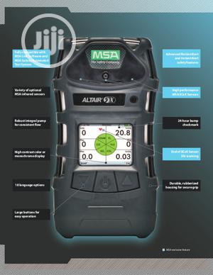 MSA Altair 5X Gas Detector (+Free 1 Year Calibration)   Measuring & Layout Tools for sale in Lagos State, Ikeja
