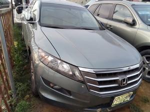 Honda Accord CrossTour 2012 Green | Cars for sale in Lagos State, Ajah