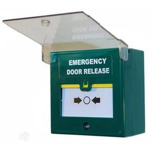 Green Emergency Break Glass Unit - Single Pole | Safetywear & Equipment for sale in Abuja (FCT) State, Gwarinpa