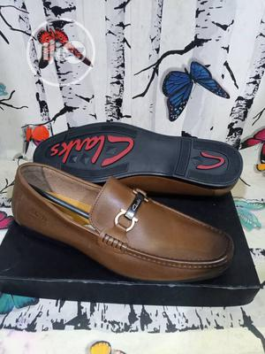 Clarks Loafers Shoes Original Quality | Shoes for sale in Lagos State, Surulere
