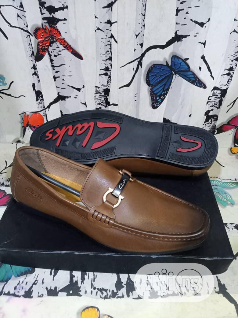 Clarks Loafers Shoes Original Quality