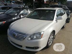 Toyota Avalon 2006 Limited White | Cars for sale in Lagos State, Apapa