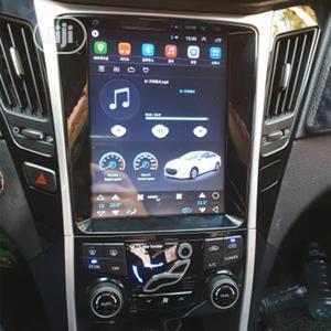 Hyundai SONATA 2din Radio USB Bluetooth Tesla GPS NAVIGATION   Vehicle Parts & Accessories for sale in Lagos State, Ojo