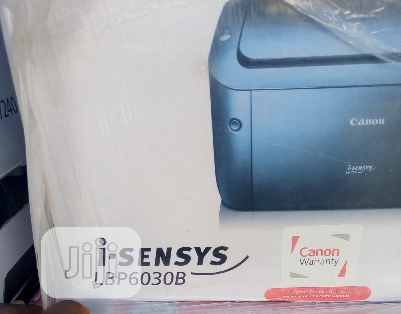 CANON I-sensys Lbp6030b - Laser Printer   Printers & Scanners for sale in Ikeja, Lagos State, Nigeria
