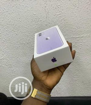 New Apple iPhone 11 64 GB Purple | Mobile Phones for sale in Lagos State, Ikeja