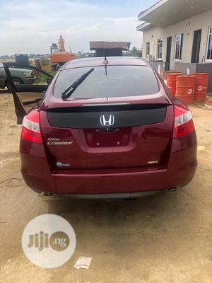 Honda Accord CrossTour 2011 Red | Cars for sale in Lagos State, Surulere