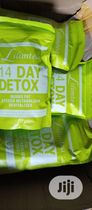 14 Days Fat Burn Tea   Vitamins & Supplements for sale in Lagos State, Ojo