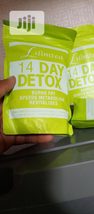14days Detox Tea/Cleanser   Vitamins & Supplements for sale in Lagos State, Surulere