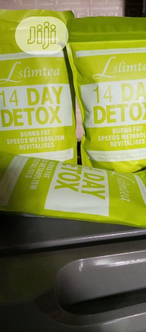 Slim Tea 14days Detox | Vitamins & Supplements for sale in Lagos State, Surulere