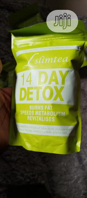 14 Days Detox Tea   Vitamins & Supplements for sale in Abia State, Umuahia