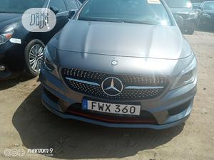 Mercedes-Benz CLA-Class 2015 Gray | Cars for sale in Lagos State, Apapa
