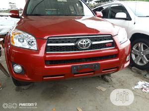 Toyota RAV4 2010 3.5 Limited Red   Cars for sale in Lagos State, Apapa