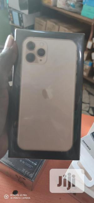 New Apple iPhone 11 Pro 256 GB Gold | Mobile Phones for sale in Lagos State, Apapa