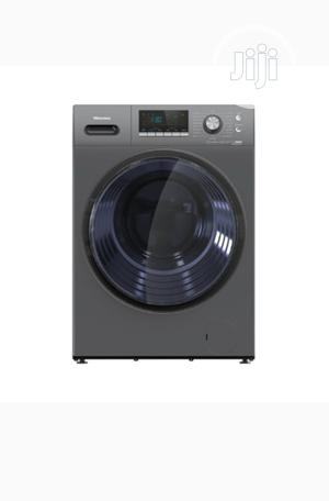 Hisense 10kg Washer & 7kg Dryer Hisense Automatic | Home Appliances for sale in Abuja (FCT) State, Galadimawa