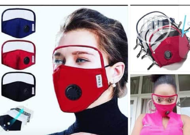 2 In 1 Face Shield