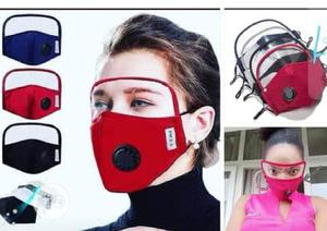2 In 1 Face Shield | Safetywear & Equipment for sale in Lagos State, Ipaja