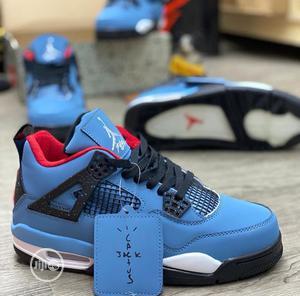 Travis Scott X Air Jordan 4 | Shoes for sale in Lagos State, Magodo