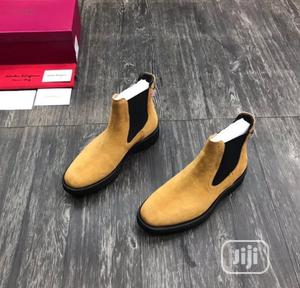 Salvatore Ferragaamo Boots   Shoes for sale in Lagos State, Magodo