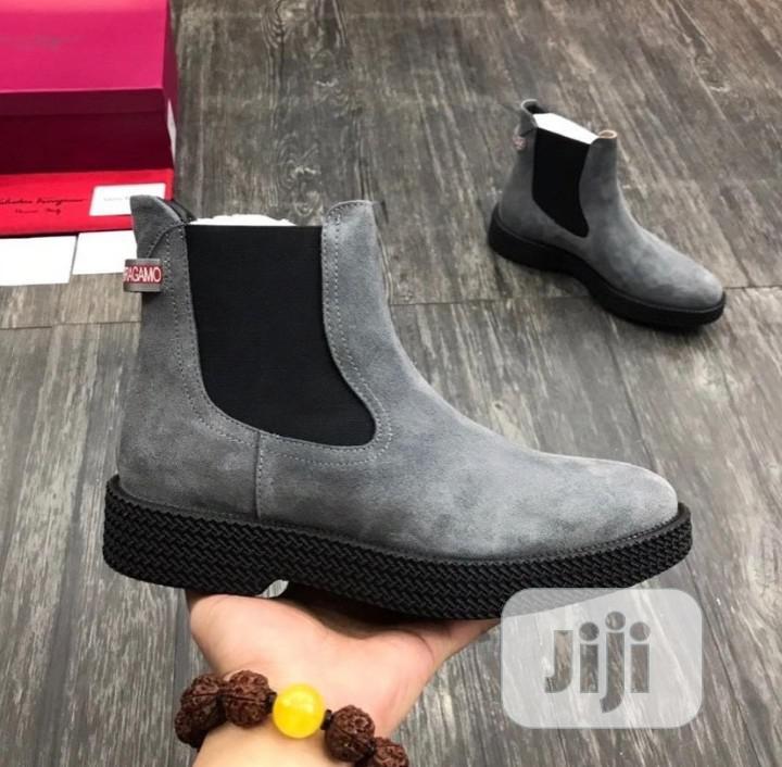 Salvatore Ferragaamo Boots   Shoes for sale in Magodo, Lagos State, Nigeria