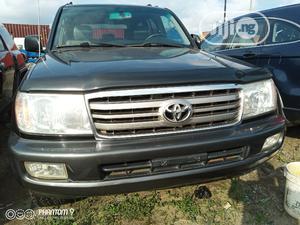 Toyota Land Cruiser 2006 100 4.7 Executive Black | Cars for sale in Lagos State, Apapa