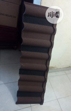 Brown and Black Docherich Authentic Stone Coated Roofing   Building Materials for sale in Lagos State, Ajah