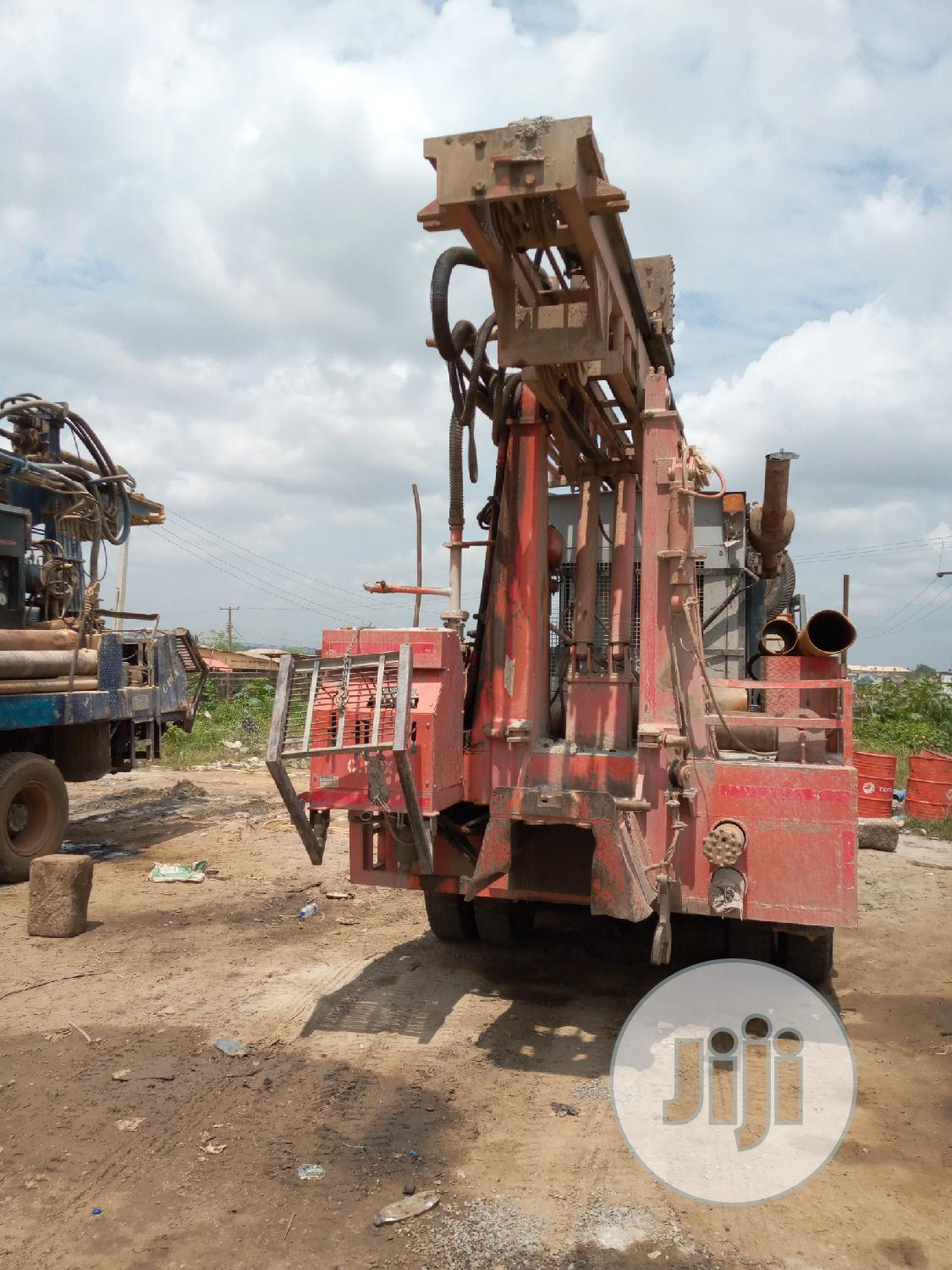Geophysical Survey, Borehole Drilling And Installation   Building & Trades Services for sale in Ikeja, Lagos State, Nigeria