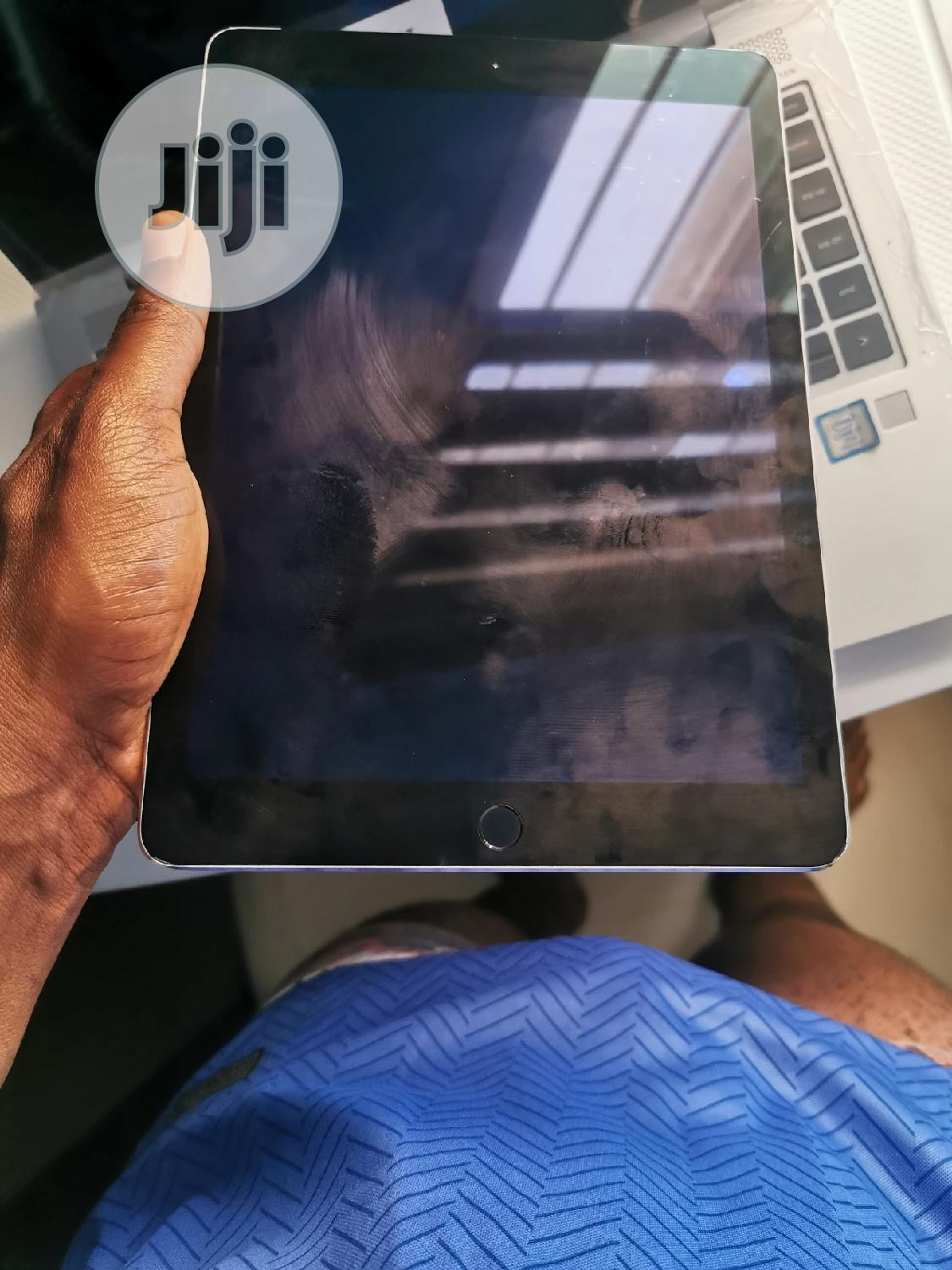 Apple iPad Air 2 128 GB Silver   Tablets for sale in Wuse, Abuja (FCT) State, Nigeria