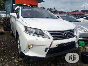 Lexus RX 2013 350 F SPORT AWD White | Cars for sale in Lagos State, Apapa