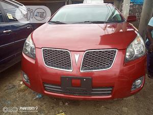 Pontiac Vibe 2010 1.8L Red | Cars for sale in Lagos State, Apapa