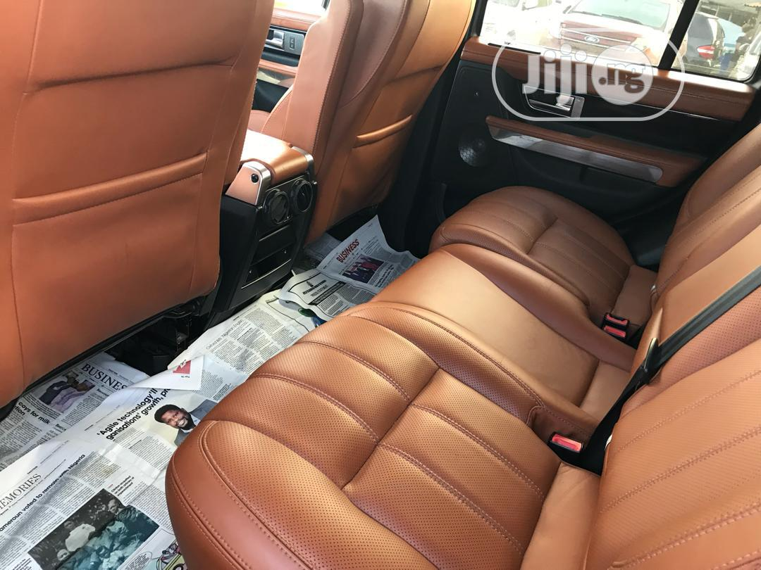 Land Rover Range Rover Sport 2011 HSE 4x4 (5.0L 8cyl 6A) Black | Cars for sale in Apapa, Lagos State, Nigeria