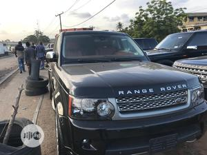 Land Rover Range Rover Sport 2011 HSE 4x4 (5.0L 8cyl 6A) Black | Cars for sale in Lagos State, Apapa
