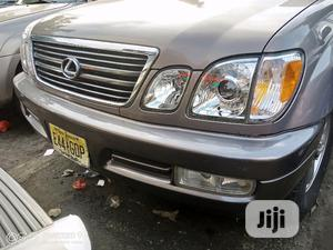 Lexus LX 2004 470 Sport Utility Gray | Cars for sale in Lagos State, Apapa