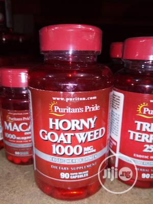Horny Goat Weed Plus Maca For Formidable Sexual Performancr | Sexual Wellness for sale in Abuja (FCT) State, Wuse 2
