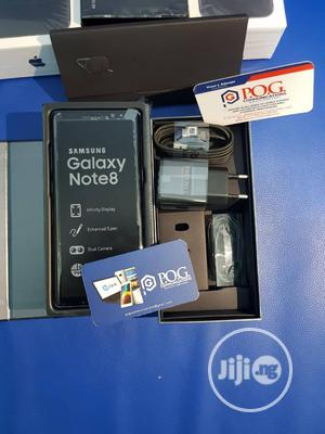 Samsung Galaxy Note 8 64 GB Blue   Mobile Phones for sale in Lagos State, Amuwo-Odofin