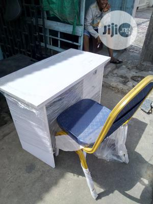3feet White Table Is Available In Different Colors   Furniture for sale in Lagos State, Lagos Island (Eko)