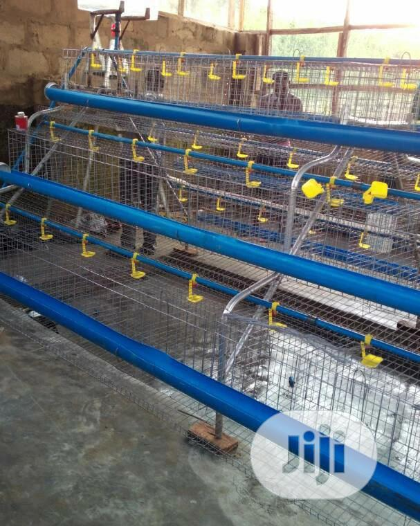 Archive: Galvanized Super Quality Battery Cage For Layers