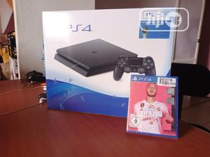 New Ps4 Slim + Fifa20 | Video Game Consoles for sale in Edo State, Benin City