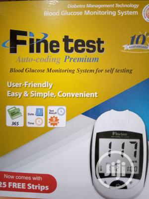 Fine Test Blood Glucose Monitoring System | Medical Supplies & Equipment for sale in Lagos State, Lagos Island (Eko)