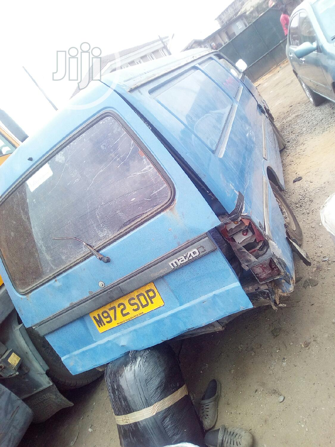 Archive: Right Hand Drive Mazda Bus For Sale