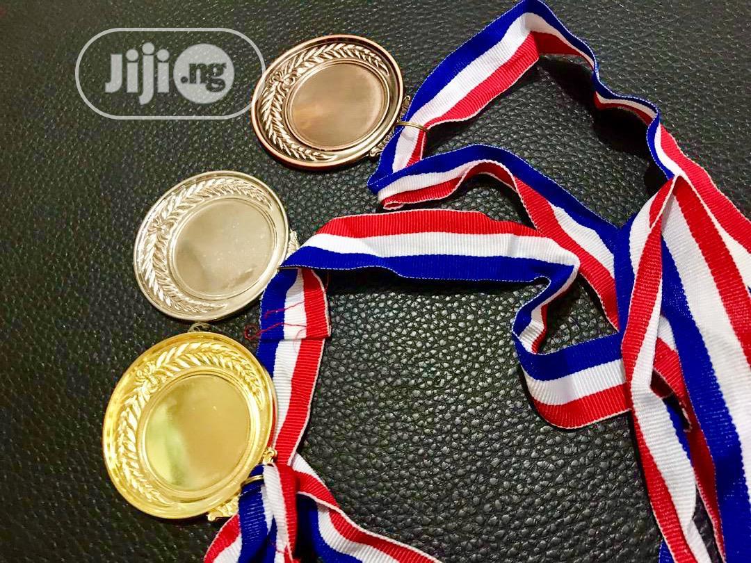 Archive: Big Medals